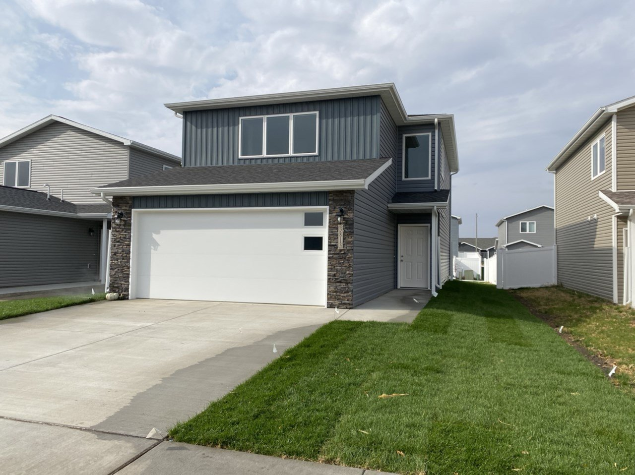 Available homes - Verity